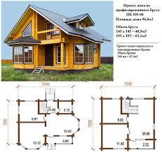 Проекты деревянных домов – лучшее предложение на сайте derevodim.com.ua