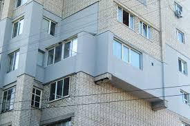Утепление фасадов с применением пенопласта